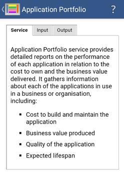 Enterprise Architecture Value apk screenshot