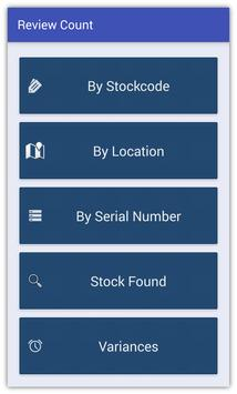 ABT mStocktake for Pronto Xi apk screenshot