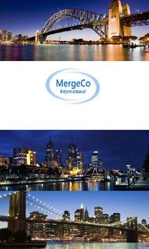 Merge Co International poster