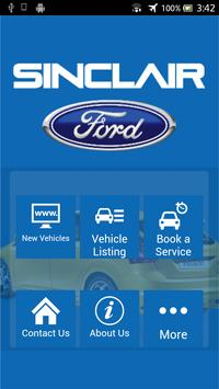 Sinclair Ford poster