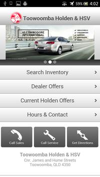 Toowoomba Holden apk screenshot