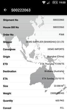 e-STAR - Mobile Tracking apk screenshot