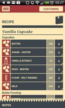 The Baker App apk screenshot