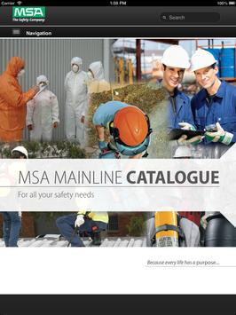 MSA Mainline Catalogue apk screenshot