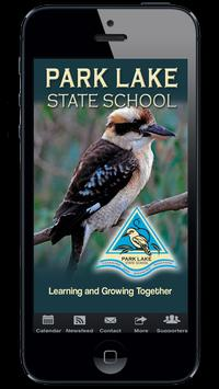 Park Lake State School poster