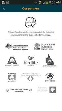 Birds on Cotton Farms apk screenshot