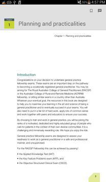 GP Exam Prep apk screenshot