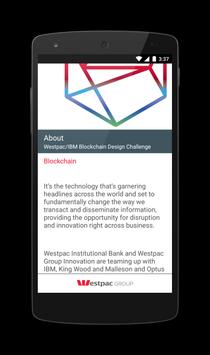 Westpac Group Innovation poster