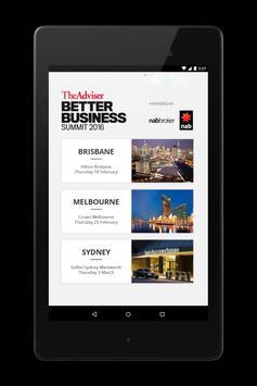 Better Business Summit 2016 apk screenshot