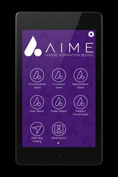 AIME Melbourne 2015 Judges App apk screenshot