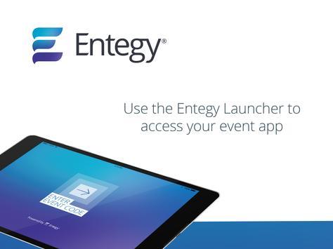 Launcher. Powered by Entegy apk screenshot
