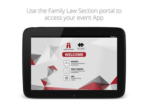 Family Law Section apk screenshot