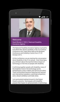 NDIS Conference 2015 apk screenshot