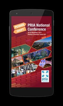 PRIA National Conference apk screenshot