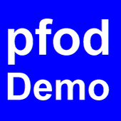 pfodApp Demo V2 icon