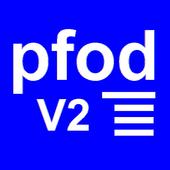 pfodDesignerV2 for pfodApp icon