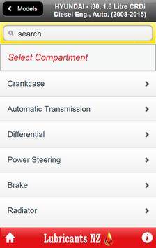 NetLube Lubricants NZ apk screenshot