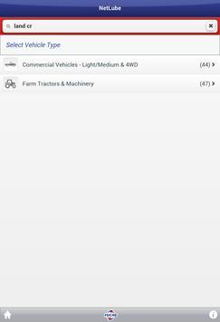 NetLube Fuchs Australia apk screenshot