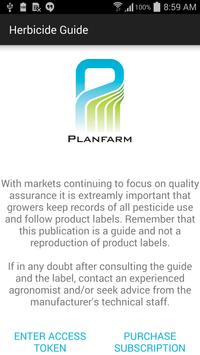 Planfarm HG poster