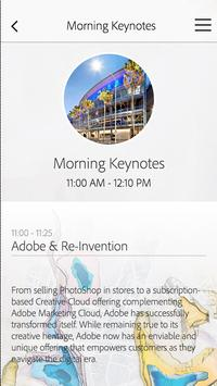 Adobe Symposium apk screenshot