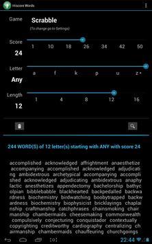 Hiscore Words apk screenshot