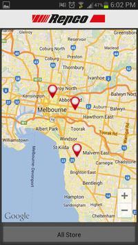 Repco Store Finder apk screenshot