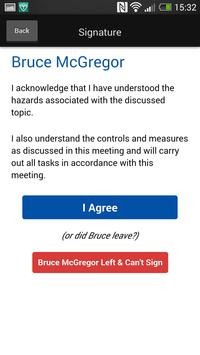 UIG Toolbox Meetings apk screenshot