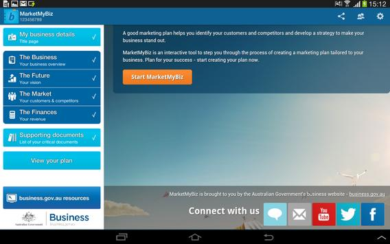 MarketMyBiz apk screenshot