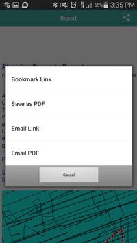 PlanningVIC: Planning Report apk screenshot