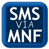 SMS via MyNetFone - Free icon