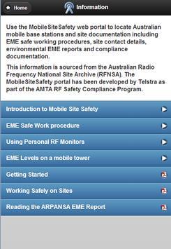 Mobile Site Safety apk screenshot