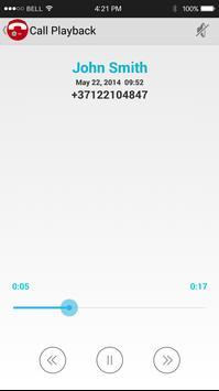 Hidden Auto Call Recorder poster