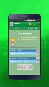 My location GPS Tracker apk screenshot
