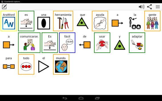 Araword. apk screenshot