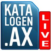 Katalogen.ax LIVE icon