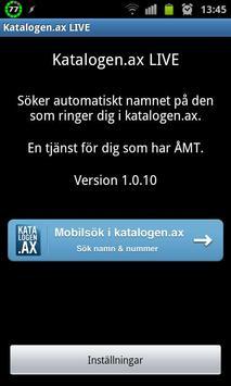 Katalogen.ax LIVE apk screenshot