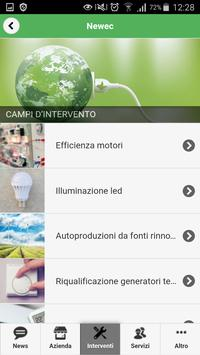 Newec apk screenshot