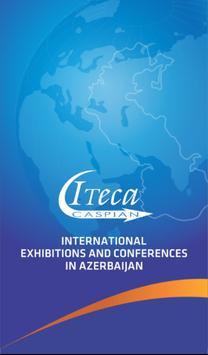 Iteca Caspian App poster