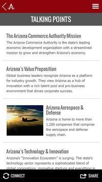 Arizona Ambassador apk screenshot