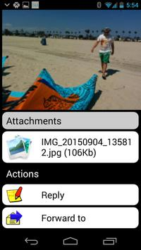 BIG EMAIL - Free apk screenshot