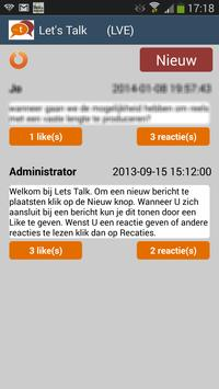 Let's Talk apk screenshot