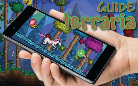Guide for Terraria apk screenshot