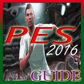 Pes 2016 Guide poster