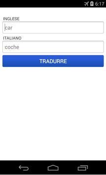Italian English Dictionary poster