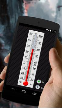 Finger Body Temperature apk screenshot