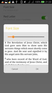 Modern NLV Bible apk screenshot