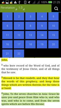 Evangelical Christian Bible apk screenshot