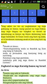 The Tagalog Bible apk screenshot
