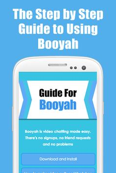 Guide > Booyah Video Chat Call poster
