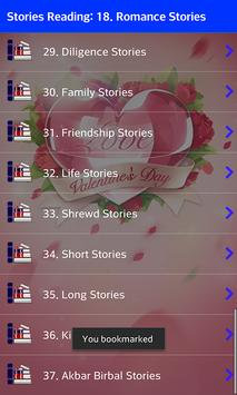 Best English Stories in 2016 apk screenshot